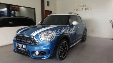 2020 MINI Countryman S - Istimewa With Panoramic Roof Service Record