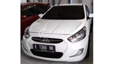2013 Hyundai Avega GL - Terawat Siap Pakai