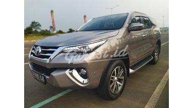 2017 Toyota Fortuner VRZ - Istimewa Siap Pakai
