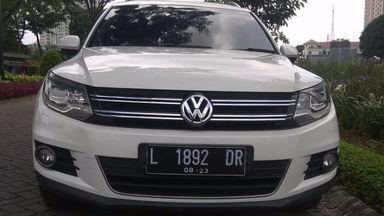 2013 Volkswagen Tiguan Tsi 1.4 Turbo - Barang Cakep