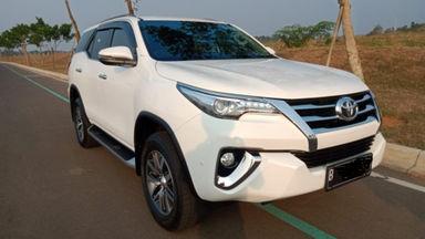 2017 Toyota Fortuner Vrz - Elegan dan tangguh nego