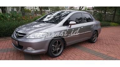 2006 Honda City Ivtec