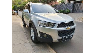 2011 Chevrolet Captiva Diesel - Terawat Baik Siap Pakai
