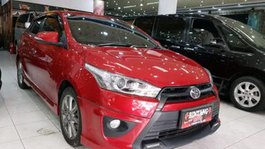 2016 Toyota Yaris TRD S AT - Good Contition Like New (s-2)