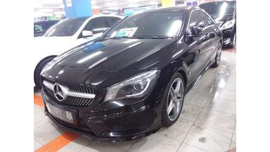 2015 Mercedes Benz CLA-Class CLA 200 - Barang Bagus Dan Harga Menarik