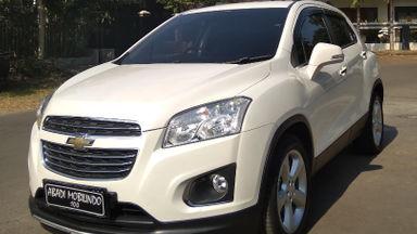 2016 Chevrolet Trax ltz - Mulus Langsung Pakai