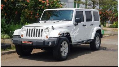 2012 Jeep Wrangler sahara - Sangat Istimewa