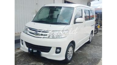 2013 Daihatsu Luxio X