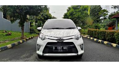 2017 Toyota Calya G - Tangan Pertama Mulus Banget Ready Kredit
