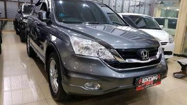 2012 Honda CR-V 2.4 AT - Body Mulus