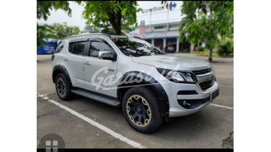2017 Chevrolet Trailblazer LTZ
