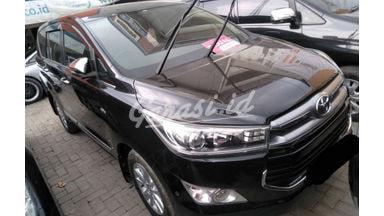 2016 Toyota Kijang Innova mt - SIAP PAKAI!
