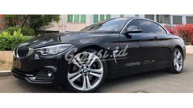2018 BMW 430i Sport Cabrio - Dijual Cepat, Harga Bersahabat