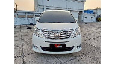 2012 Toyota Alphard G ATPM