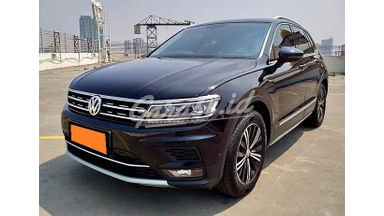 2018 Volkswagen Tiguan TSi - Siap Pakai