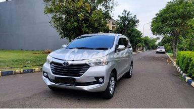 2015 Toyota Avanza E