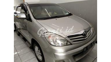 2010 Toyota Kijang Innova G - Terawat Siap Pakai