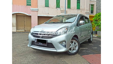 2015 Toyota Agya G - DP minim Siap Pakai