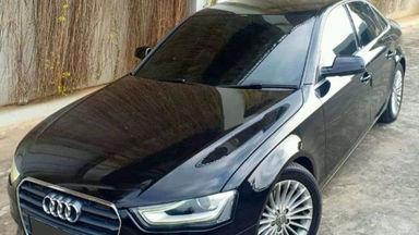 2013 Audi A4 - Mewah berkualitas siap pakai