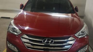 2013 Hyundai Santa Fe 2.2 CRDi diesel - Mint condition, pemakaian pribadi. Bukan dealer