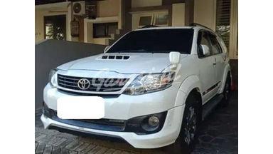 2014 Toyota Fortuner TRD VNT - pilihan para juragan