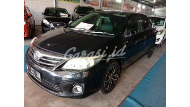 2011 Toyota Corolla Altis E