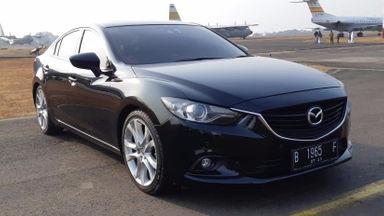 2013 Mazda 6 2.0 - SIAP PAKAI!