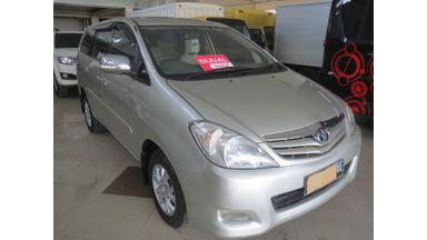 2011 Toyota Kijang Innova g - Murah Berkualitas