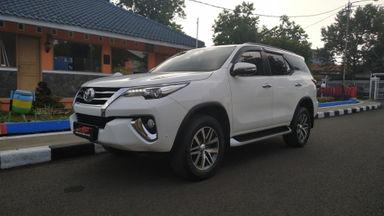 2016 Toyota Fortuner 2.4 VRZ DIESEL - A/T ISTIMEWA SIAP PAKAI (s-0)