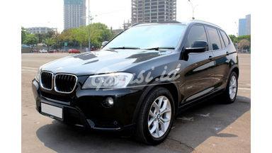 2014 BMW X3 XDRIVE - Proses Cepat Tanpa Ribet
