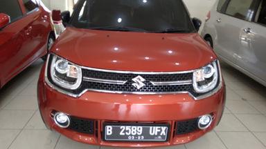 2017 Suzuki Ignis GX - Siap Pakai Mulus Banget