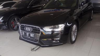 2013 Audi A4 2.0 t - Barang Cakep