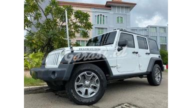 2014 Jeep Wrangler Rubicon Pentastar - White On Black ATPM Warranty