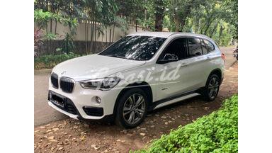 2016 BMW X1 SDRIVE 181
