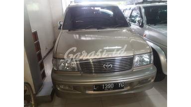 2001 Toyota Kijang Krista