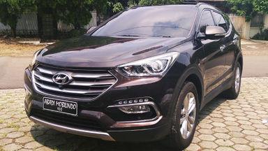 2016 Hyundai Santa Fe Limited - Unit Super Istimewa