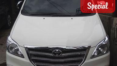 2015 Toyota Kijang Innova G - bekas berkualitas (s-1)