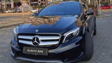 2014 Mercedes Benz GLA 200 Amg a/t Hitam 2014 Full Orisinil km 39xxx - Barang Simpanan Antik