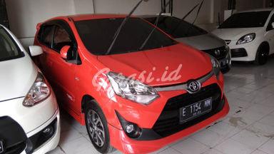 2018 Toyota Agya TRD - Mulus Siap Pakai