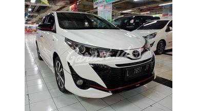 2019 Toyota Yaris TRD Sportivo