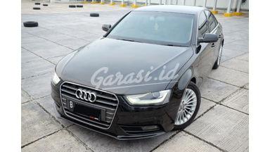 2014 Audi A4 TFSI - Antik Mulus Terawat mint TDP nego