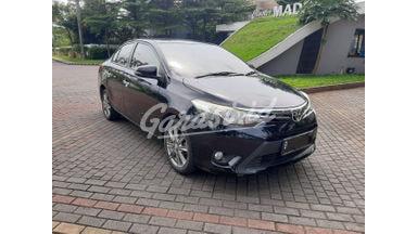 2015 Toyota Vios G