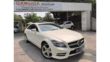 2013 Mercedes Benz CLS 350 AMG Pack W218 - Unit Istimewa Sunroof