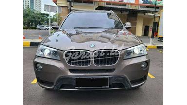 2012 BMW X3 xDrive xLine