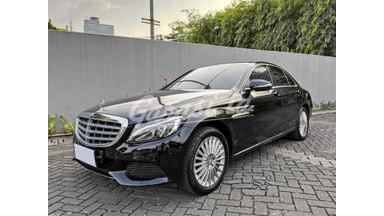 2015 Mercedes Benz C-Class Exclusive - Tangan Pertama