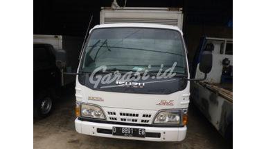 2014 Isuzu Elf Minibus BOX - Harga Bisa Digoyang