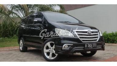 2013 Toyota Kijang Innova V luxury