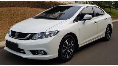 2015 Honda Civic - Istimewa Siap Pakai