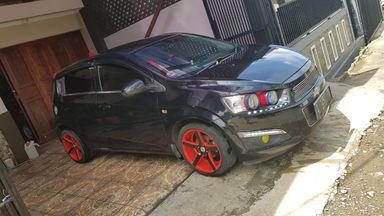 2012 Chevrolet Aveo Sonic - KM Rendah