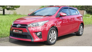 2016 Toyota Yaris G